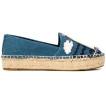 'Seaside' Jeans-Espadrilles