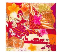 safari print scarf