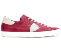 Sneakers mit Schnürung - men - Leder/rubber - 41