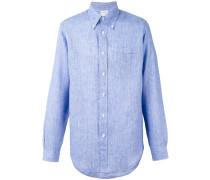 'Milano' Hemd - men - Leinen/Flachs - M