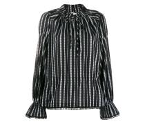 Gestreifte 'Calypso' Bluse