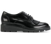 P.A.R.O.S.H. Derby-Schuhe mit Zierlasche