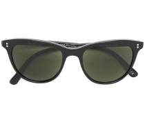 'Jardinette' Sonnenbrille - women - Acetat - 52