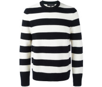 Gestreifter Pullover - men - Wolle - M