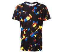 'Squiggle Cross' T-Shirt - men - Baumwolle - L
