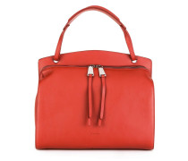 Große Handtasche mit Reißverschluss - women