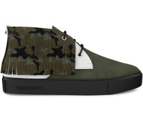 Maltby mid-top sneakers