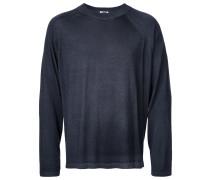 Klassisches Kaschmir-Sweatshirt