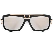 - Sonnenbrille mit eckigem Gestell - unisex