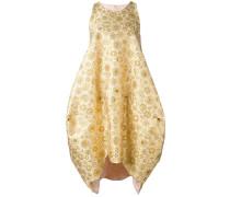 Asymmetrisches Jacquard-Kleid