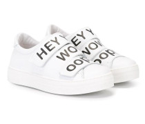 'Hey You' Sneakers