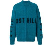'Lost Hill' Pullover