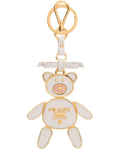 Schlüsselanhänger mit Bärenmotiv
