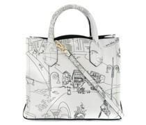 Mittelgroße 'Scorci Fiorentini' Handtasche