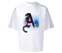 """T-Shirt mit """"Air""""-Print"""