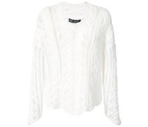 - 'Jodie' Pullover - women - Baumwolle/Nylon