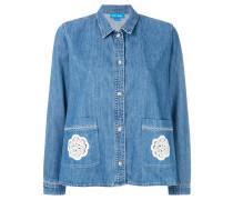 'Lace Vintage' Jeanshemd