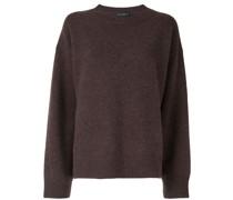 'Moore' Pullover mit Rundhalsausschnitt