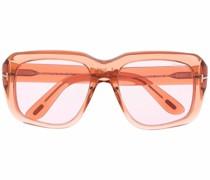 Bailey Sonnenbrille mit eckigem Gestell