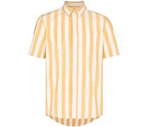 Michael Hemd mit breiten Streifen