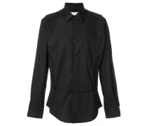 panelled shirt