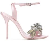 embellished detail sandals