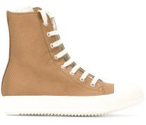 Sneakers mit seitlichen Reißverschluss