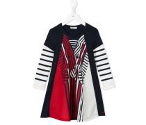 Swing-Kleid mit Print