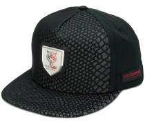 printed snapback hat