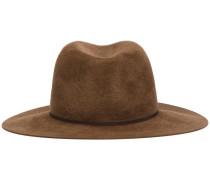 - Hut aus Kaninchenfilz - women - Rabbit Fur Felt