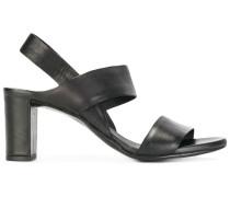 - Sandalen mit breitem Absatz - women