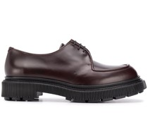 Creepers mit geriffelter Sohle