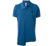 Asymmetrisches Poloshirt - men - Baumwolle - S
