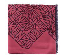 'Flying Kenzo' Schal - women - Seide/Modal