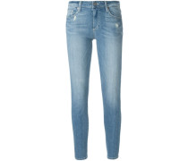 'Skyline Ankle Peg Whitley' Jeans