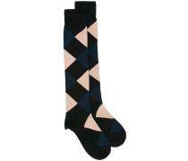 dynamo jacquard socks
