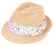 'Panama' Hut - women - Papiergarn