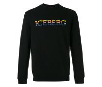 - Sweatshirt mit Logo-Patches - men