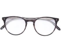 'Milwood' Sonnenbrille - women - Acetat/Metall