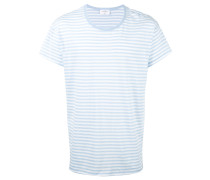 - 'Sunset Stripe' T-Shirt - men - Organische