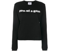 "Pullover mit ""Son of a Gun""-Schriftzug"