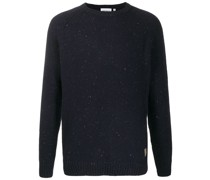 Melierter 'Anglistic' Pullover