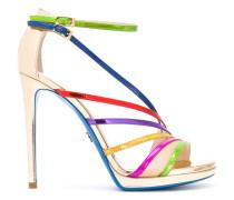 Sandalen mit Riemen - women - Leder/rubber - 36