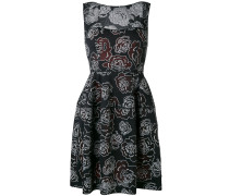 Kleid mit Blumenmuster