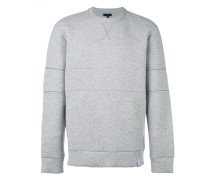 Sweatshirt mit horizontaler Naht
