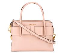 Medium Pink Madras tote bag