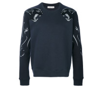 Sweatshirt mit PantherPrint