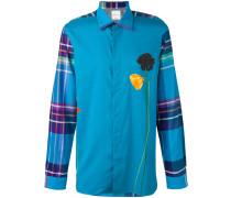 - Hemd mit Print - men - Baumwolle/Modal/Kaschmir