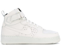 - W Air Force 1 hi tops - women - Leder/rubber