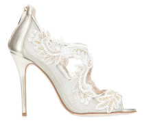 Pumps mit Pailletten - women